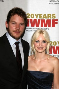 Anna Faris and Chris Pratt Announce New Baby 29843