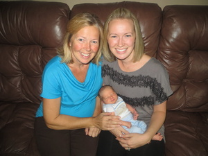 Maine Grandmother Serves as Surrogate for Her Grandson 29845
