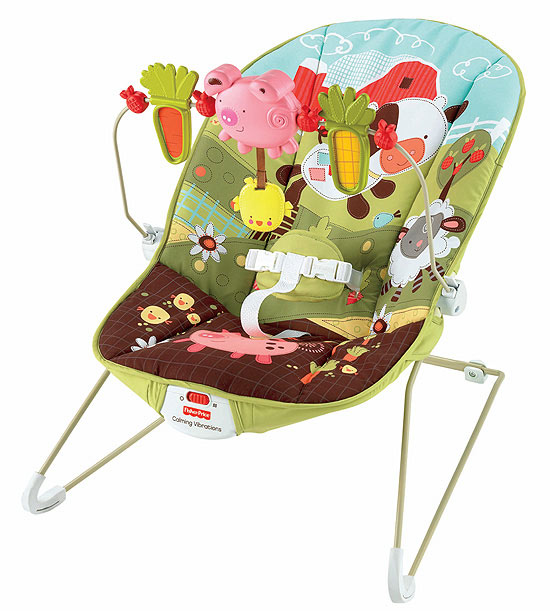 Fisher-Price How Now Brown Cow Bouncer