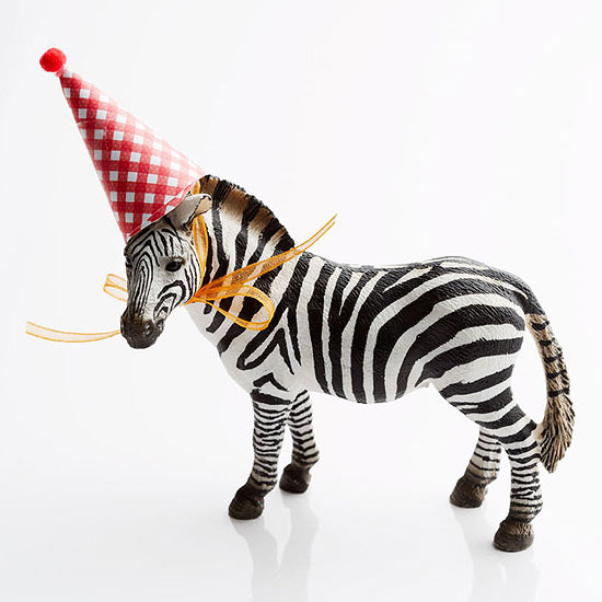 1st Birthday Party Theme: Party Animal