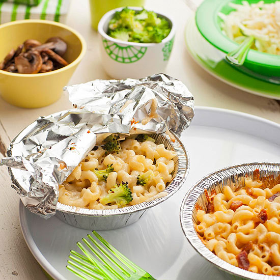 Mix-In Mac-and-Cheese