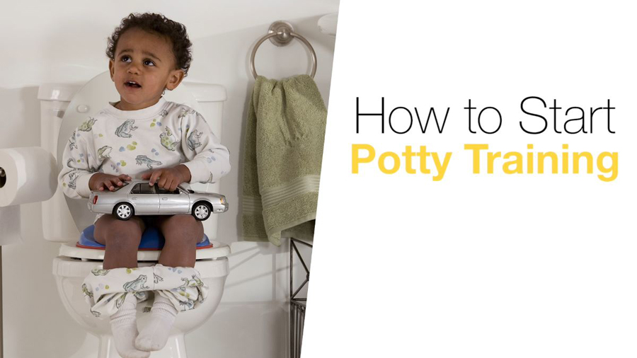Step-by-Step Guide to Potty Training