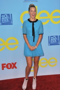 Glee Heather Morris Pregnancy Brain Pregnant Celebrity