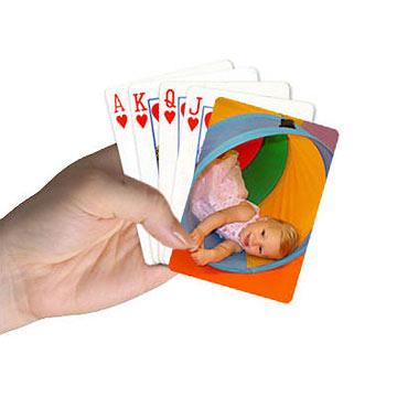 Snapfish Personalized Playing Cards