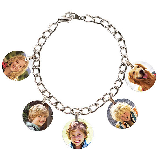 CuteKid Creations Photo Charm Bracelet