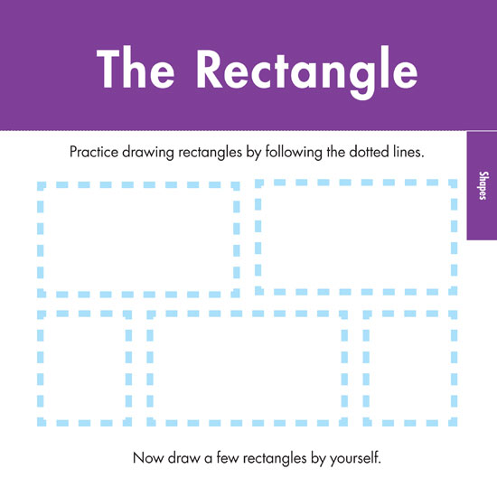 Trace a Rectangle