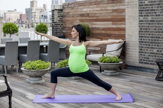 Healthy Pregnancy Yoga and Skincare Tips
