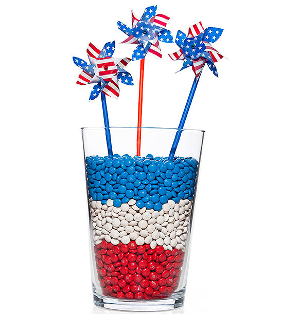 Red, White, and Blue Bites
