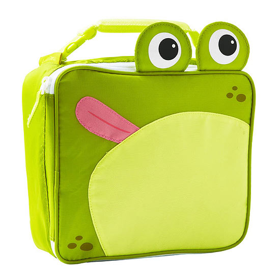 Frog lunchbox