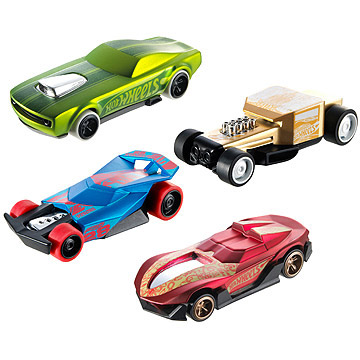 Hot Wheels Apptivity Game