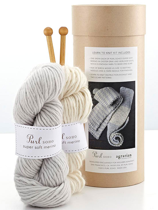 The Purl Soho Learn to Knit Scarf Kit-1383140513804.xml