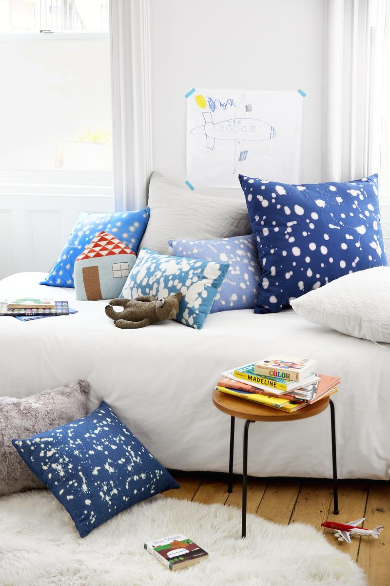 Splattered Pillows