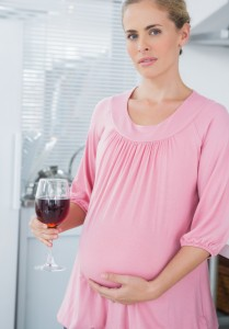 New Study Says a Bottle of Wine a Month While Pregnant Could Lead to Better-Adjusted Kids 26603