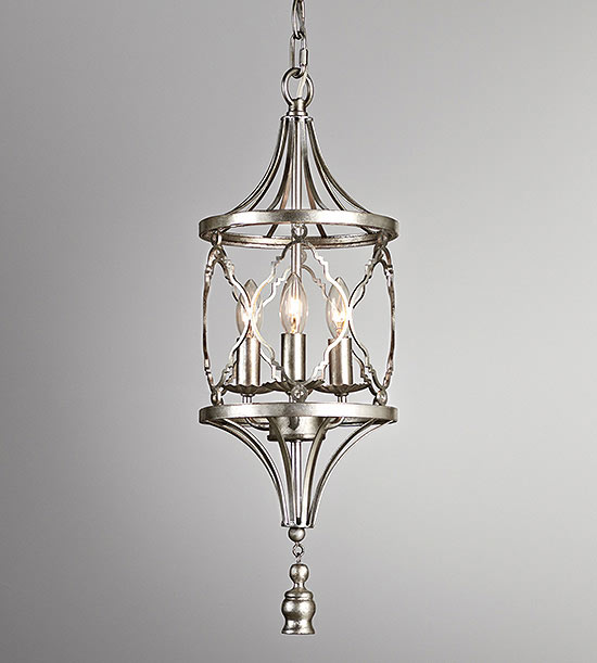 Fluted Trellis Pendant from Restoration Hardware Baby & Child