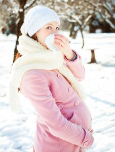 Catching a Cold While Pregnant Could Cause Allergies or Asthma in Your Baby 26626