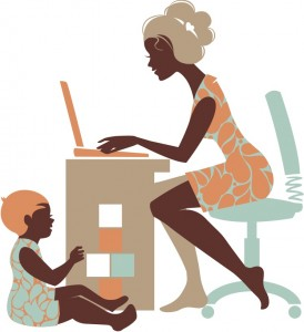 Letter from a Work-From-Home Mom: We're All in the Same Boat 34055