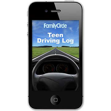 Teen Driving Log