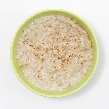 Oatmeal and Milk