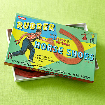 Horse Shoes Game