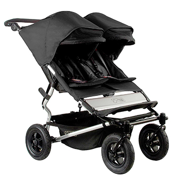 Mountain Buggy Duet Double Stroller