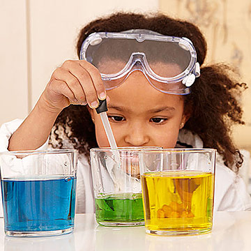 Science Party: Activity Idea