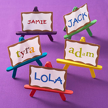 Art Name Tags