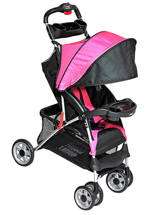 Jeep Cherokee Sport light stroller