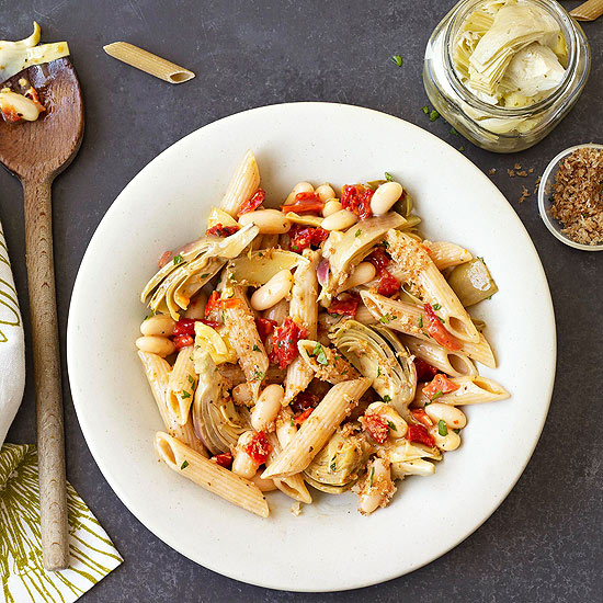 Easy-Peasy Penne