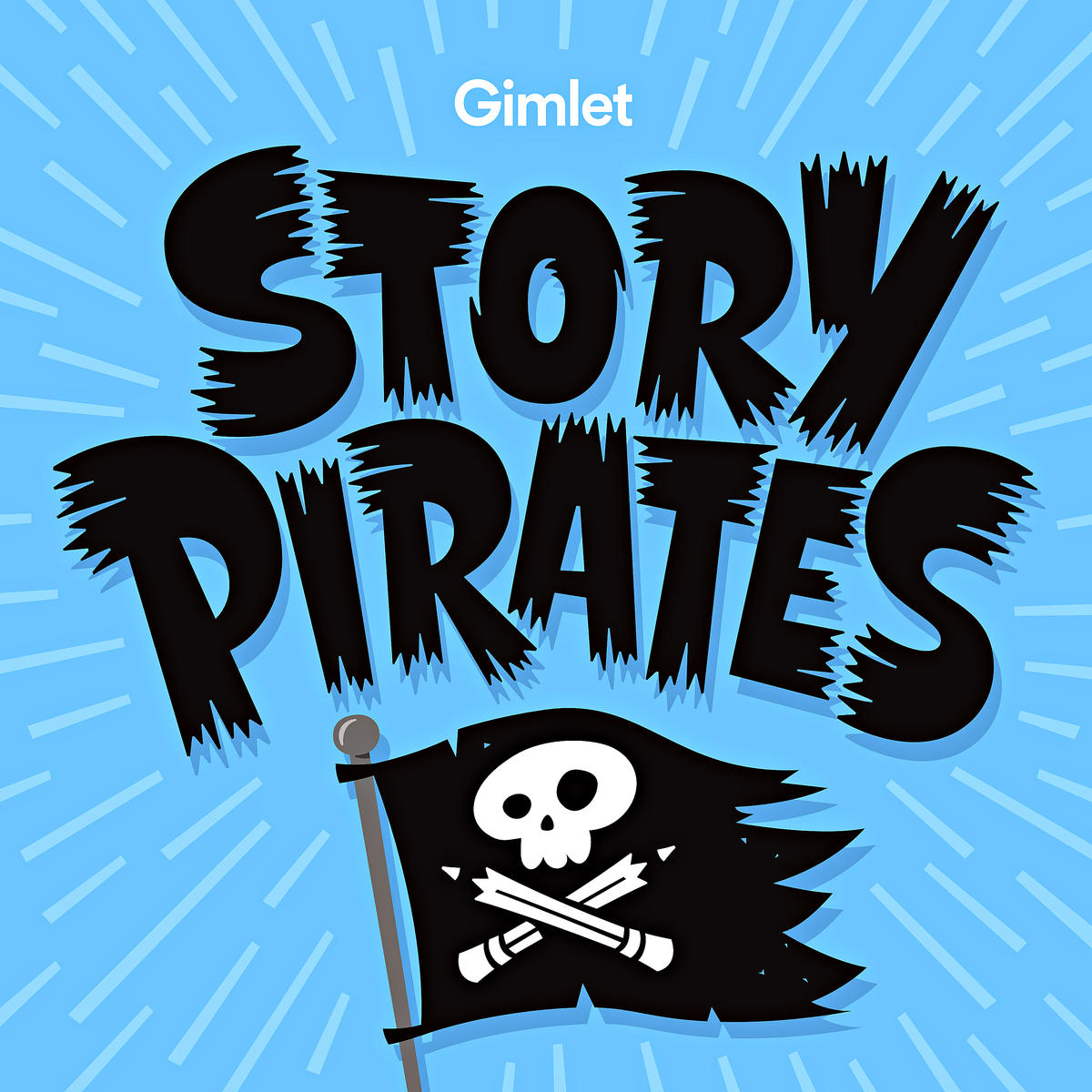 Gimlet Story Pirates Podcast Cover