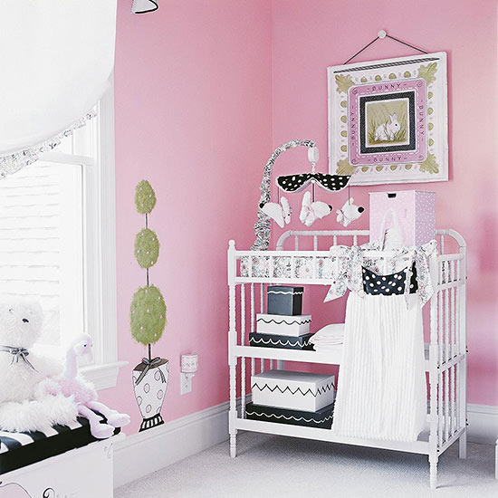Baby Girl Nursery Ideas | Parents