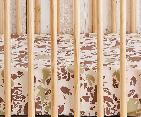 Woodland Tumble Sheets