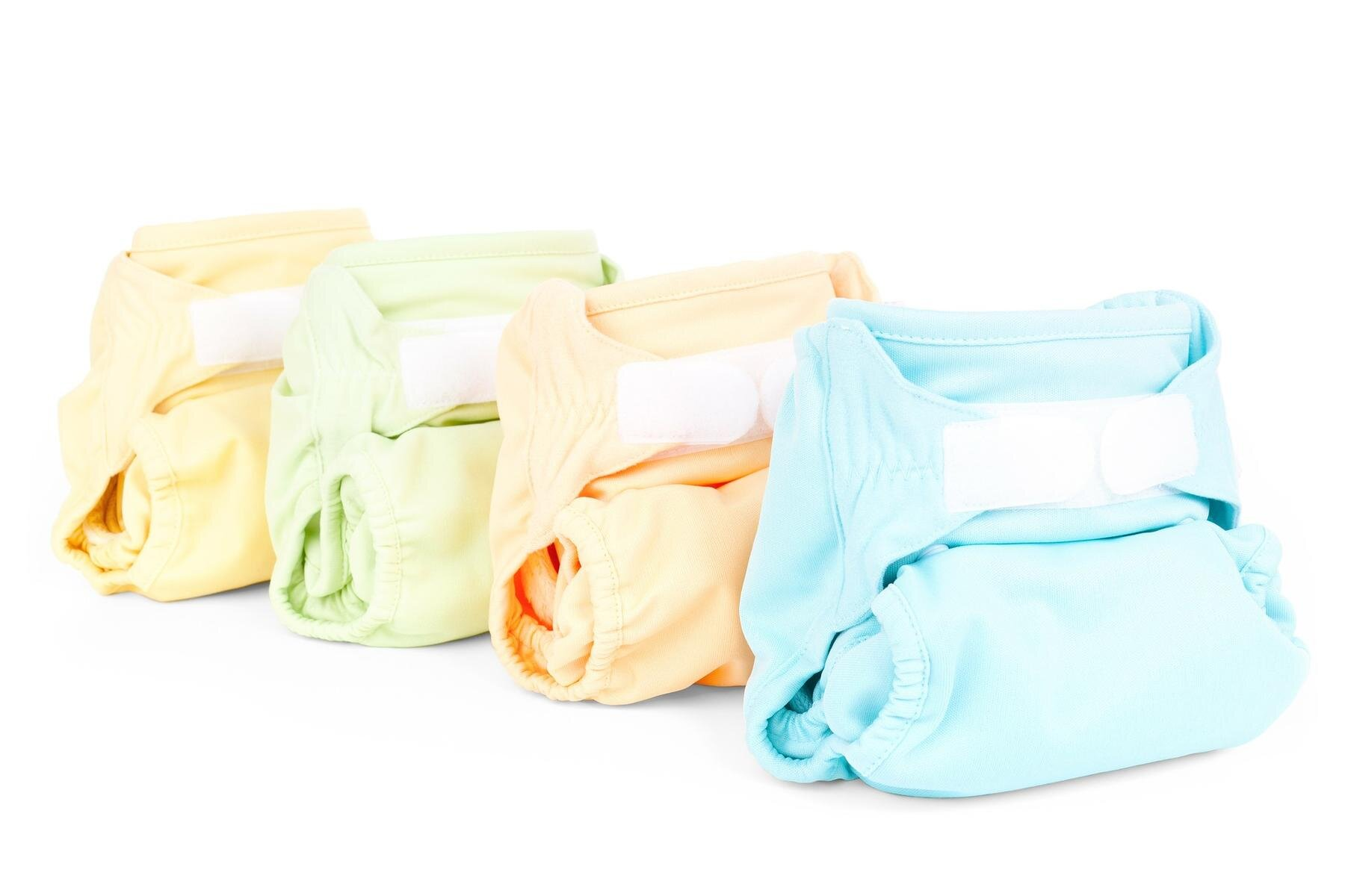 How To Use Cloth Diapers Pas