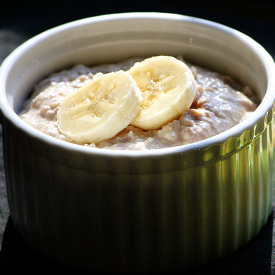 Banana-Quinoa Pudding