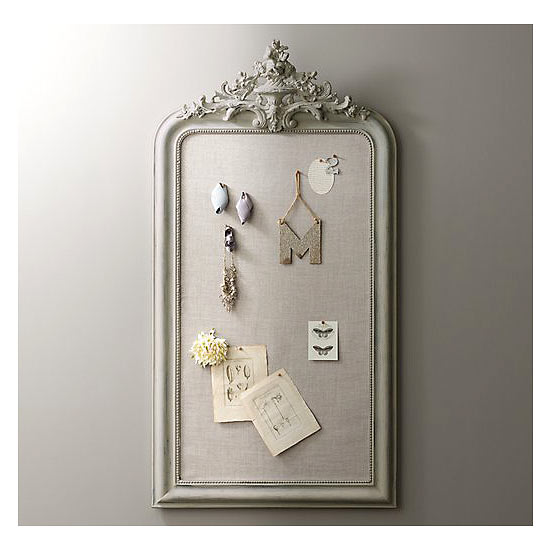 RH Baby & Child Antique pinboard