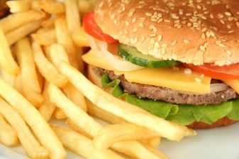 Fast Food and Kids: How to Fit It In  37742