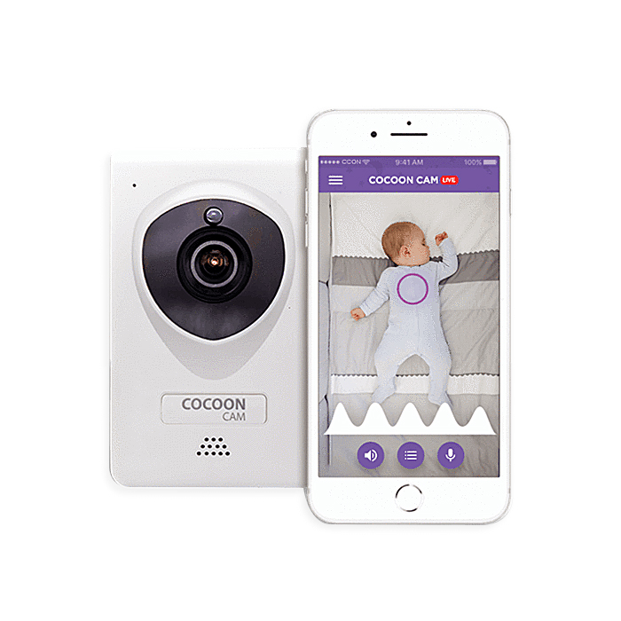 Baby Monitor Cocoon Cam Plus