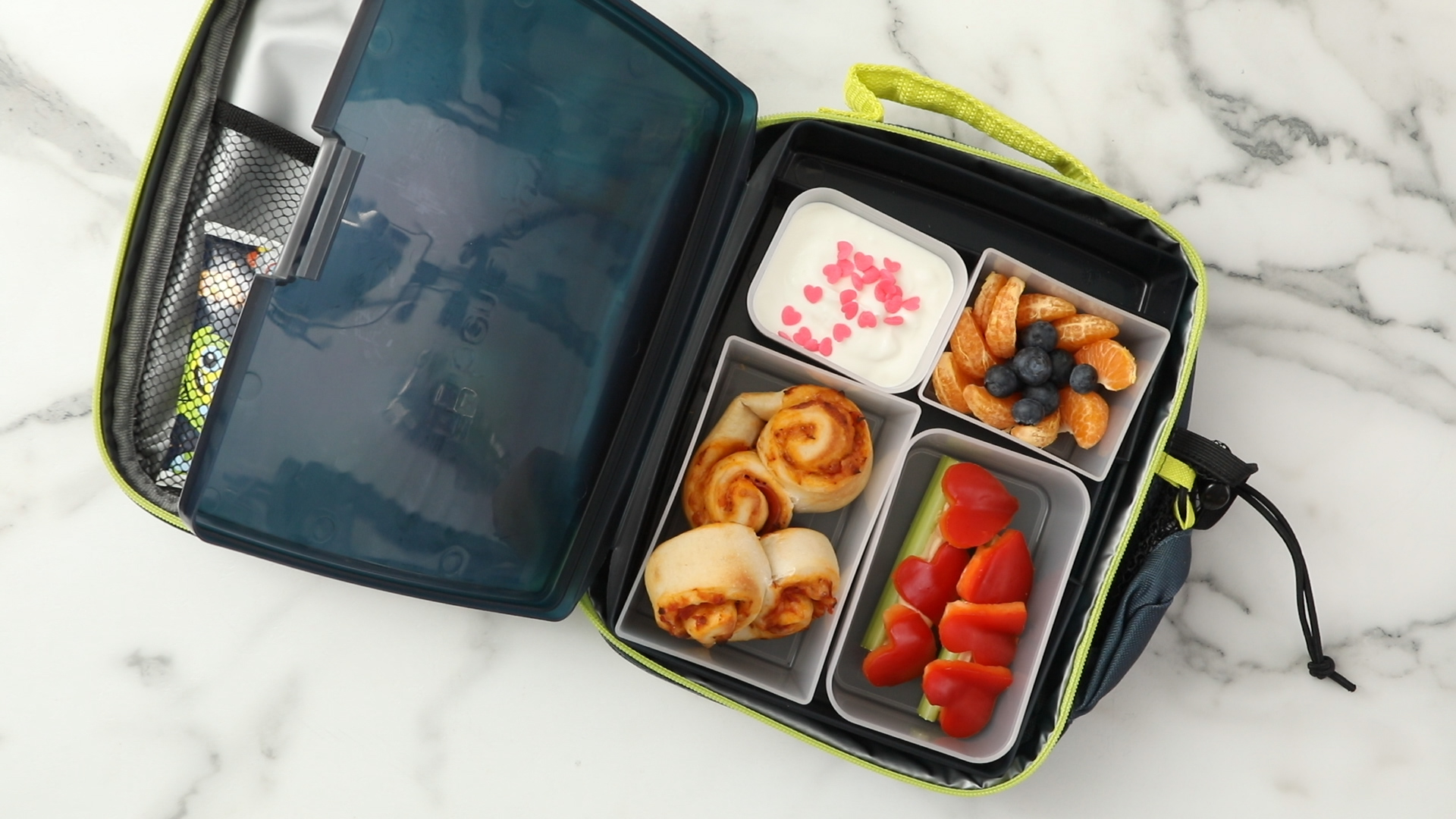 4 Lunch Box Ideas to Show your Love - STILL