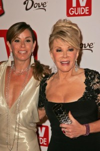 5 Lessons of Motherhood We Learned From Joan Rivers 34895