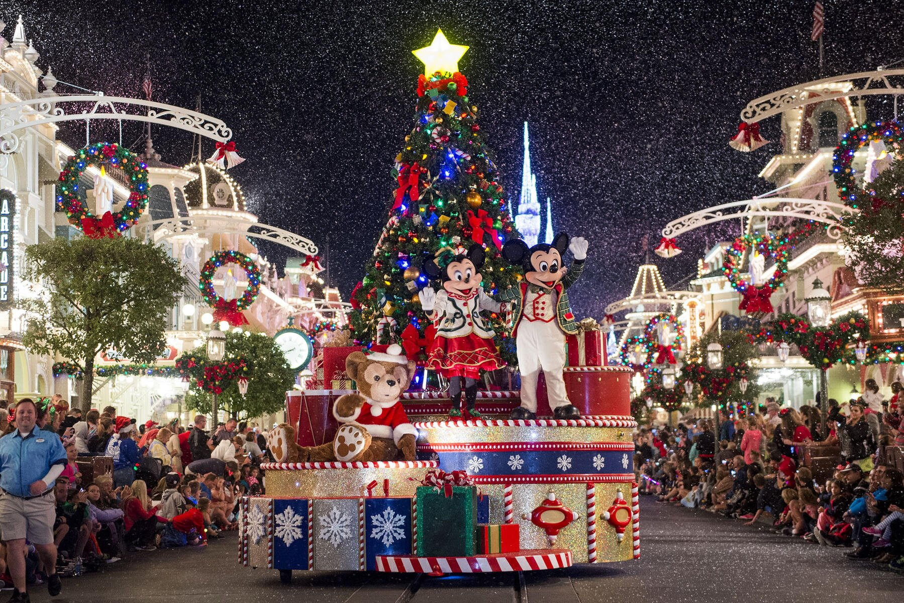 Crazy For Christmas.Winter Wonderlands 16 Places To Take The Kids Over The