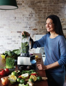 Tess Masters, a.k.a. The Blender Girl