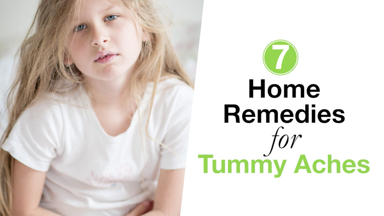 Home Remedies: Tummy Ache Video