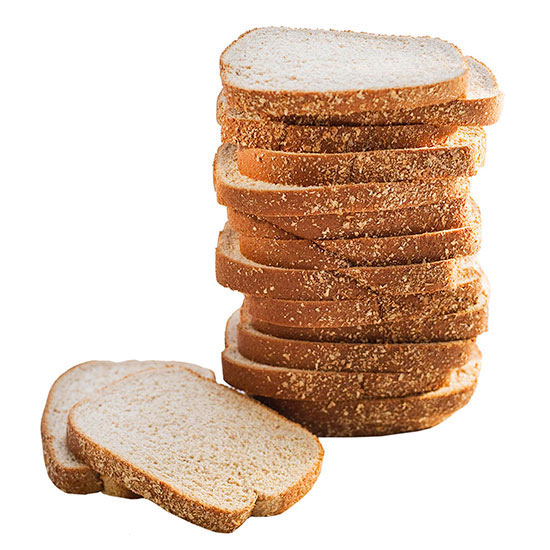 Wheat Bread and Crackers