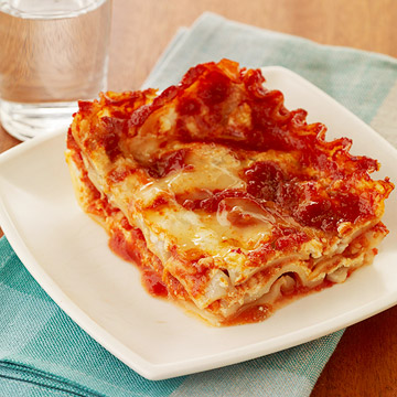 Low-Maintenance Lasagna