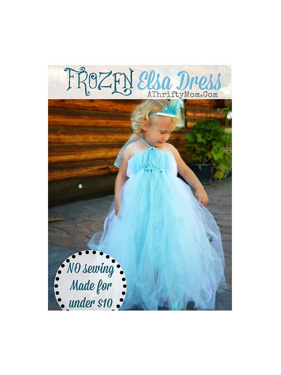 A Thrifty Mom DIY dress