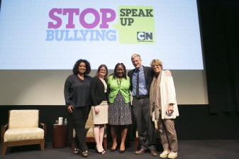 "Cartoon Network Encourages Kids to ""Stop Bullying Speak Up"" 34926"