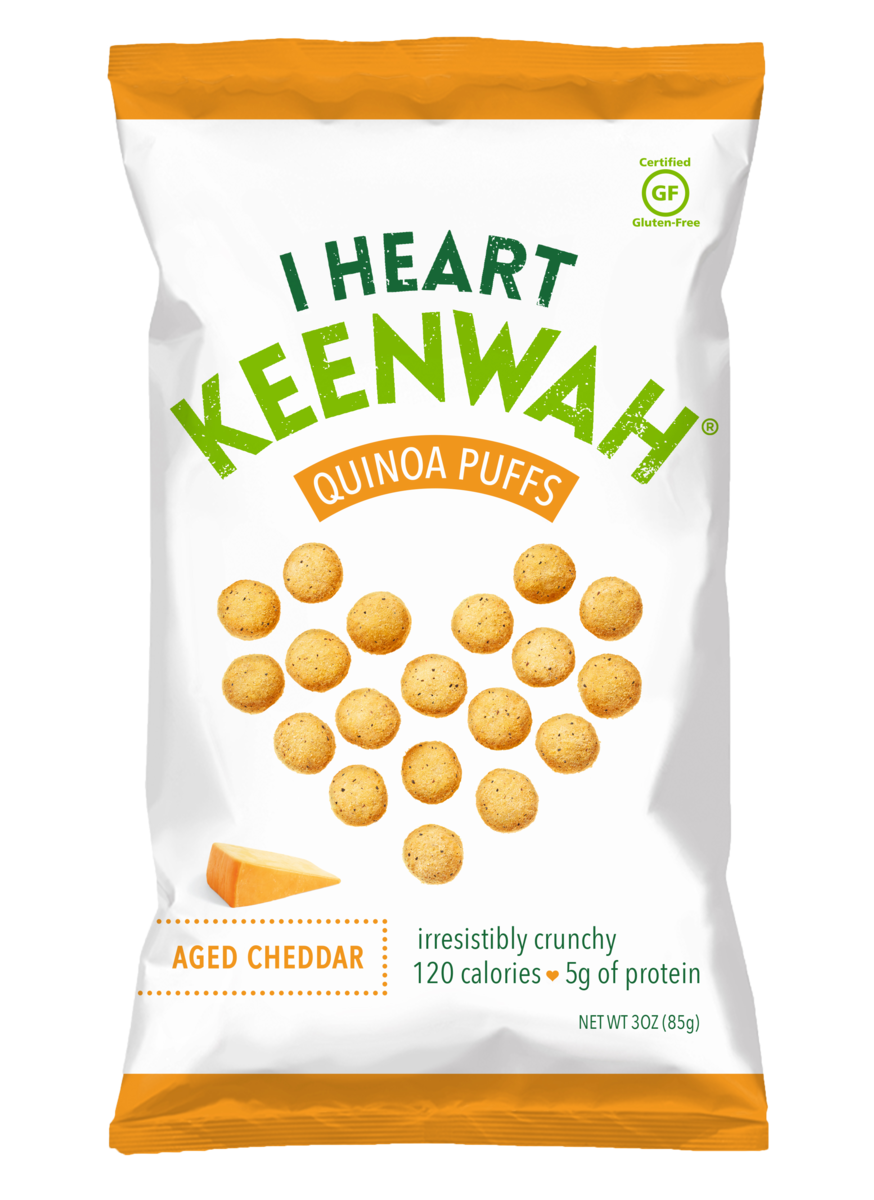 I Heart Keenwah Clusters and Puffs