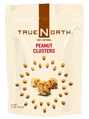 Best New Snacks for School: TrueNorth Peanut Clusters