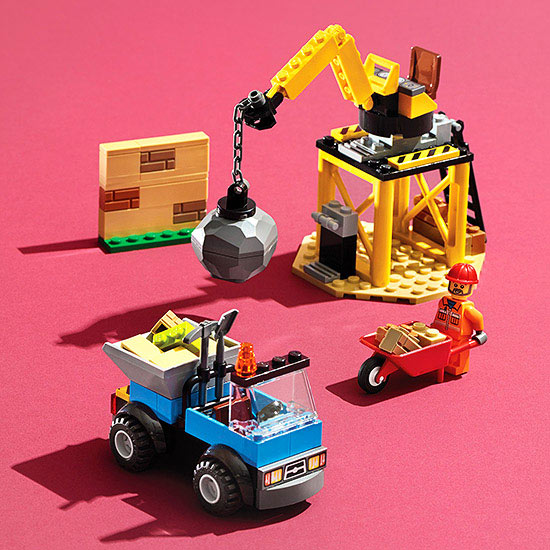 Lego Juniors Construction Set