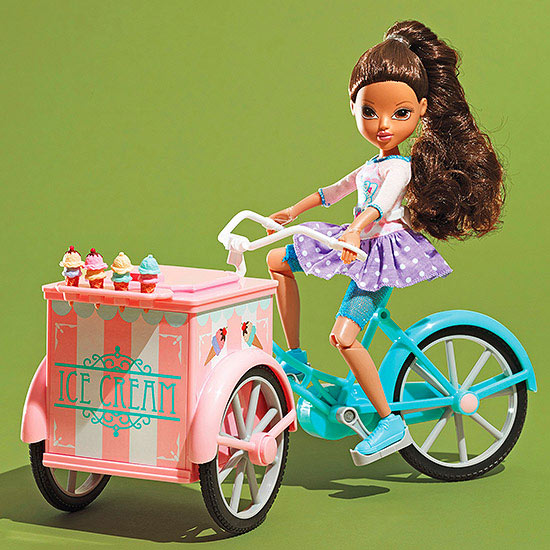 Winner: Moxie Girlz Ice Cream Bike