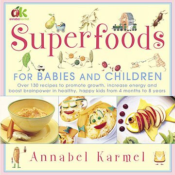Superfoods For Babies 9 12 Months Growing Independence